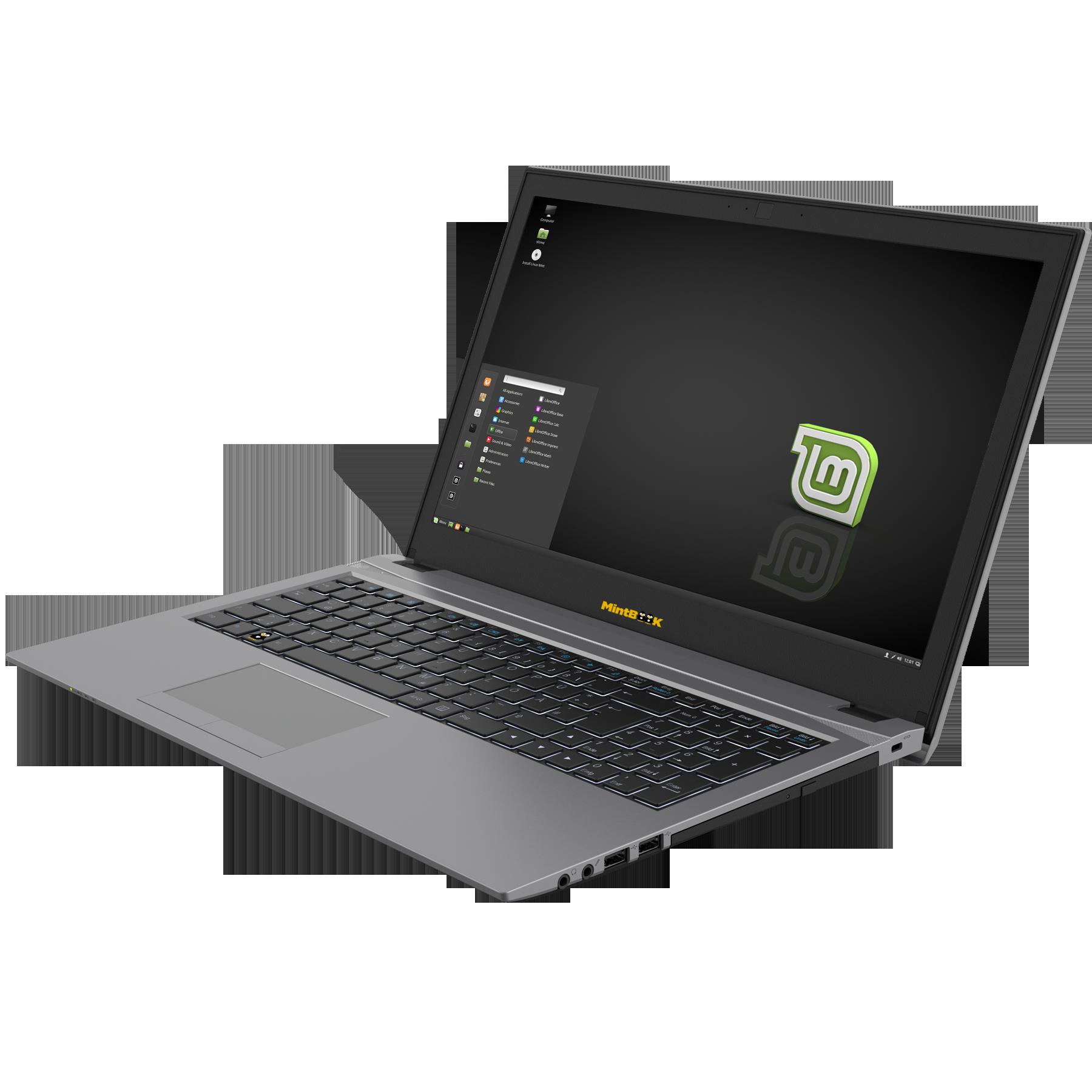 Linux-Mint NoteBook 15,6