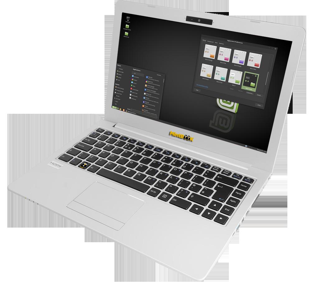 Linux-Mint NoteBook 13