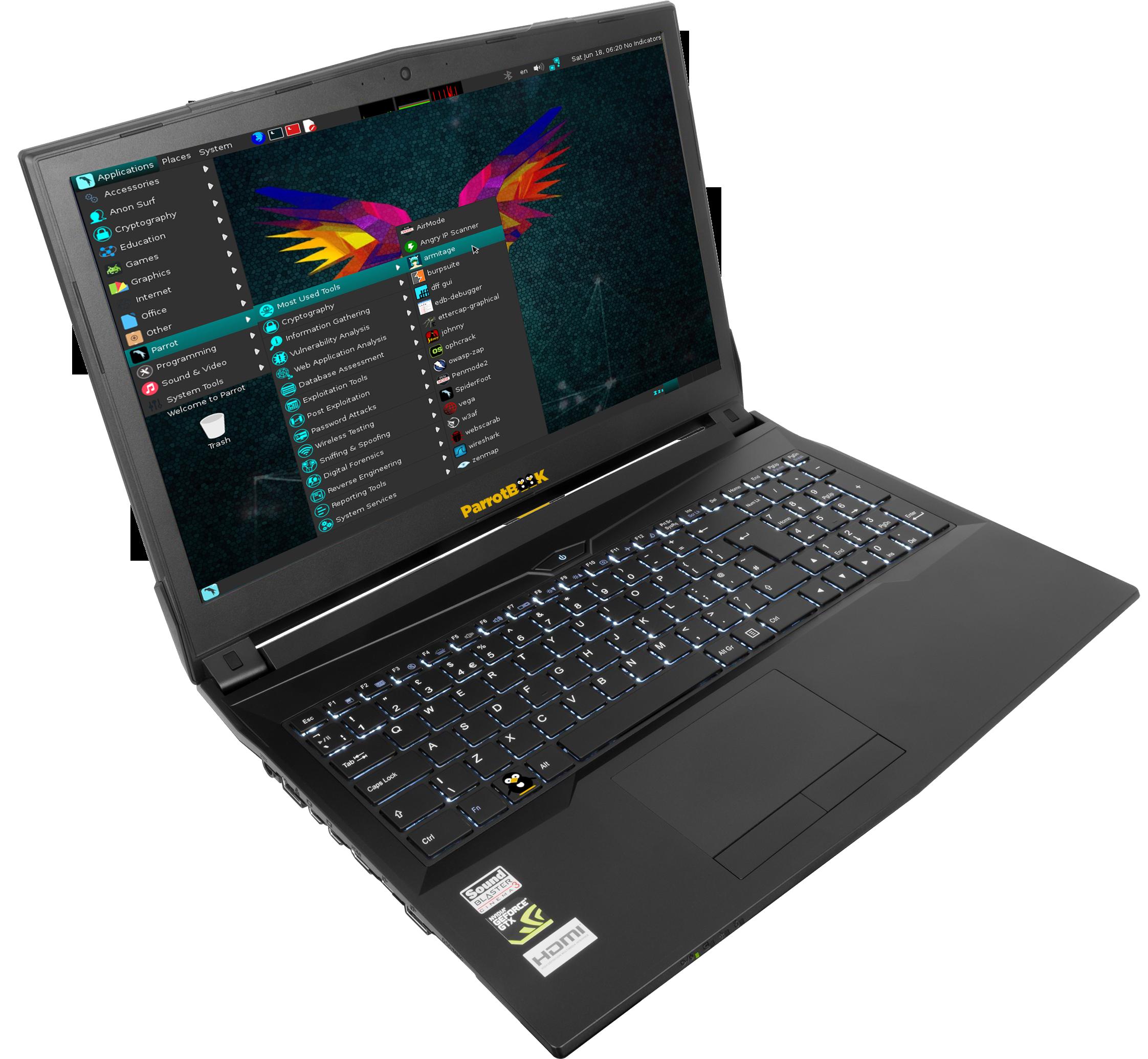 Parrot NoteBook 15,6