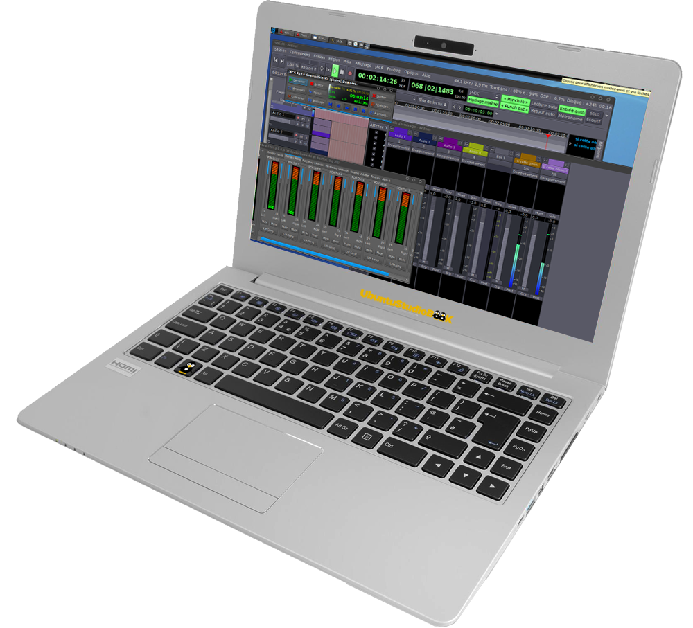 UbuntuStudio NoteBook 13