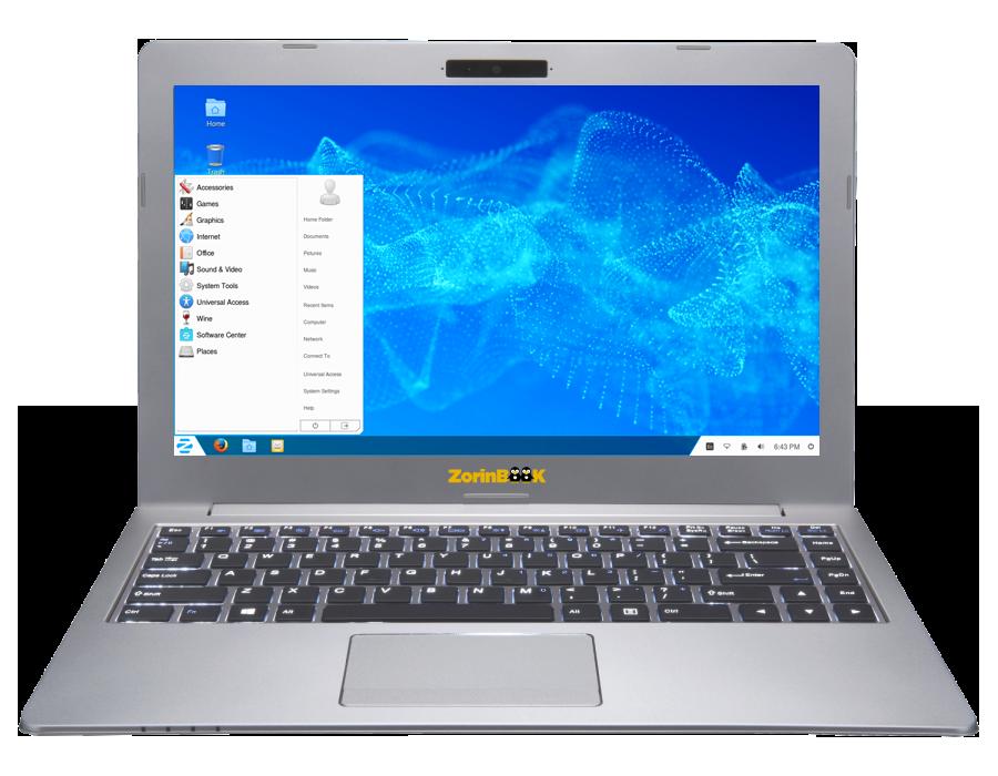 Zorin NoteBook 13