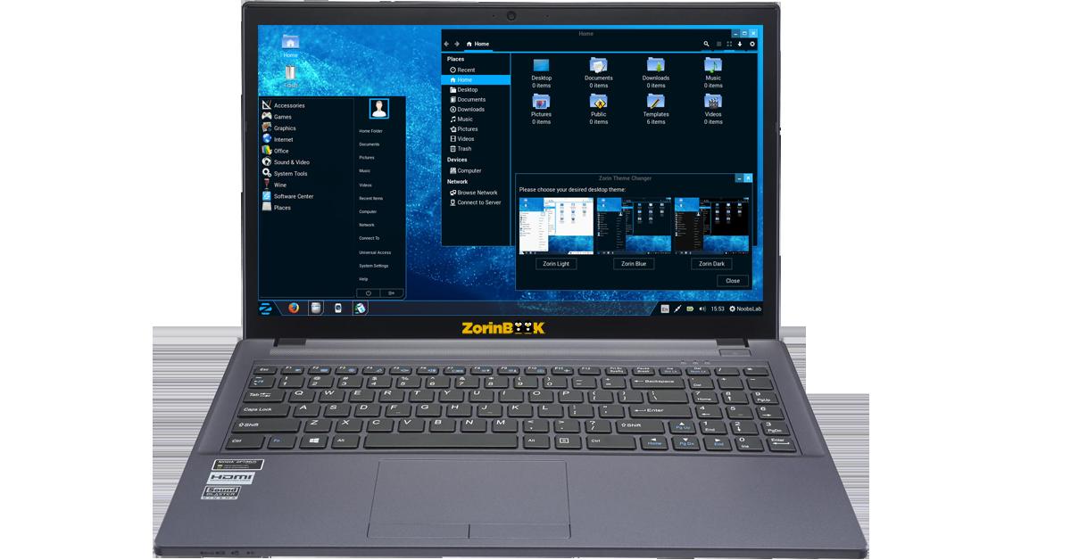 Zorin NoteBook 14